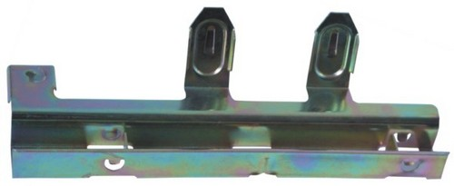 Racing Radiator Car Parts Mounting Bracket