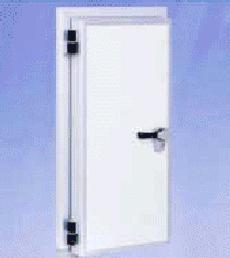 Pu Insulated Cold Storage Doors