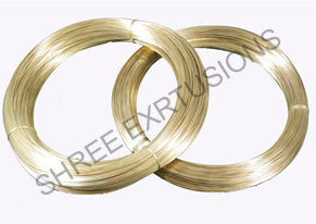 Industrial Brass Wires