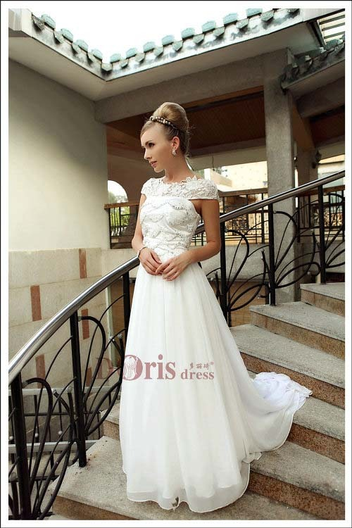Doris Elegant Wedding Gown Dress