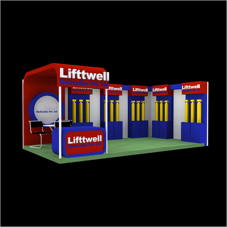 Trade Show Exhibition Stall Design