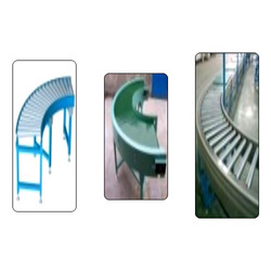 90DEG Bend Roller Conveyor