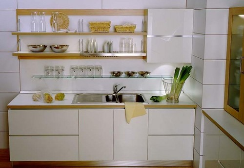 Elegant Design Modular Kitchen In Noombal Chennai Tamil Nadu India R S M Infinite