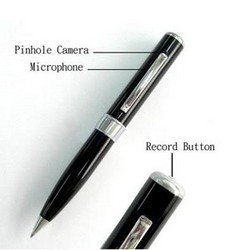 Pen Video Camera