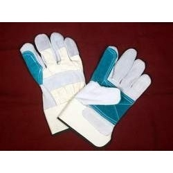 DP Split Leather Canadian Gloves