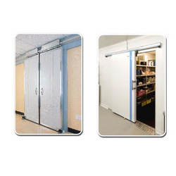 Fabricated Cold Storage Door
