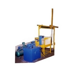 hydro testing machine