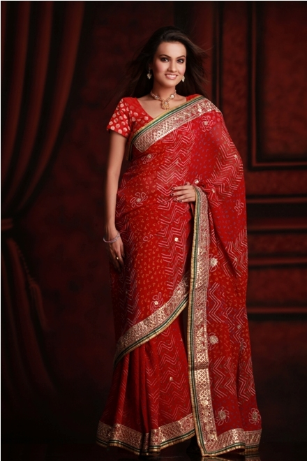 Ladies Classic Design Sarees