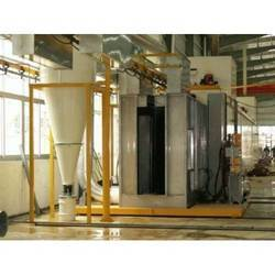 Powder Coating And Painting Plant