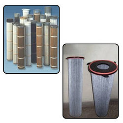 Dust Collector Elements And Bags