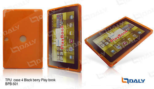Soft Tpu Case For Blackberry Playbook