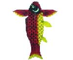 Designer Fish Kites