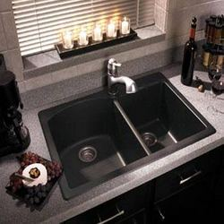 Granite Kitchen Sink in Bengaluru, Karnataka, India - Prakruthi ...