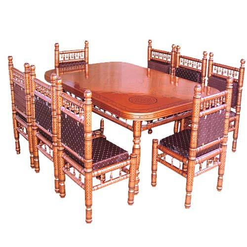 Wooden Dining Tables in Hyderabad Telangana India  : 182 from www.tradeindia.com size 500 x 500 jpeg 37kB