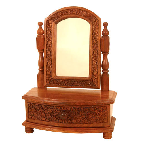 Wooden Furniture Design Dressing Table : Wooden Dressing Tables in Hyderabad, Telangana, India - National ...
