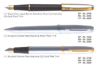 Metal Fountain Pens