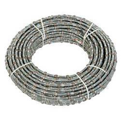 Diamond Wire Saws With Spring Spacers