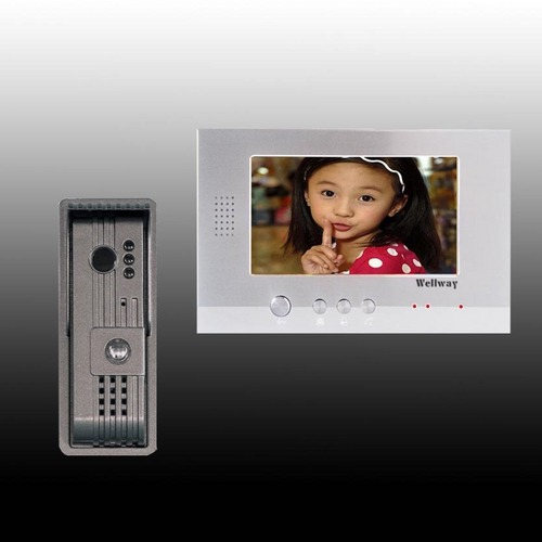 7'' Color TFT LCD Video Door Phone