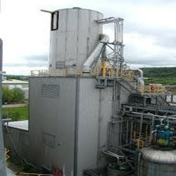 Spray Pretreatment Plant