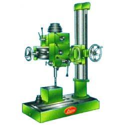 Radial Drill Machine