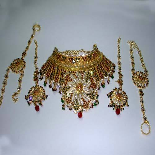 Dulhan Designer Jewellery Set