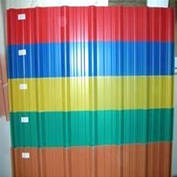 3 Layer Corrugated Heat Insulation Roof Tile