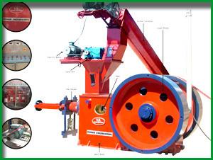 Bio-Mass Briquetting Machines