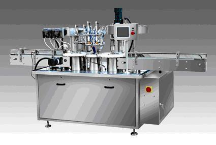 Fully Automatic Eye Drop Filling Sealing Machine