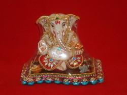 Decorative Ganesh Murti