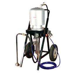 air less spray painting machine