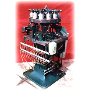 Vertical Flare Machine