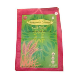 Printed Seed Bags