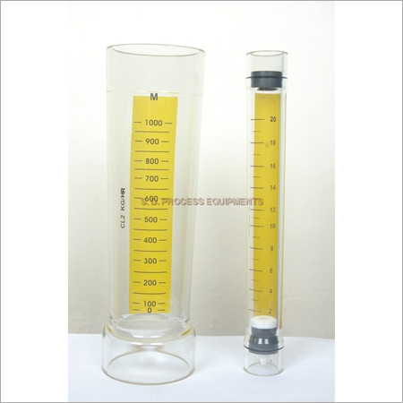 Chlorine Flow Meter