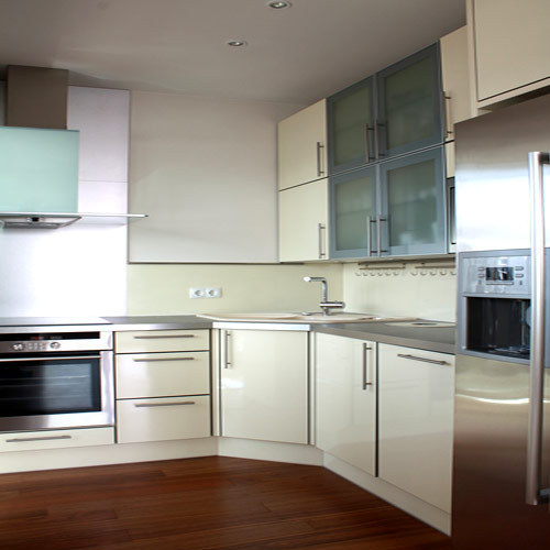 Modern Kitchen Cabinets In South Usman Road T Nagar Chennai Tamil Nadu India S A Interiors