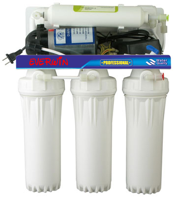 Water Purifier-6 Stages 50GPD Reverse Osmosis System