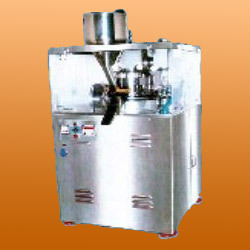 Single Rotary Tabletting Machine