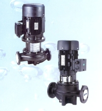 In-Line Circulation Pump