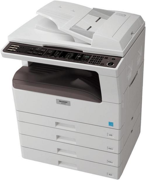 Sharp photocopier ar 5516