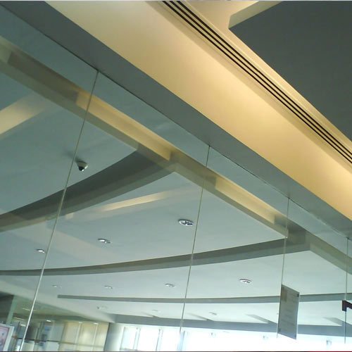 Fall Ceiling Aluminum Partitions