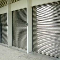 Stainless Steel Shutters