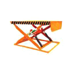 Hydraulic Mobile Scissor Lift Equipment