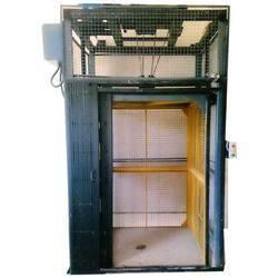 Hydraulic Goods Lift - Internal