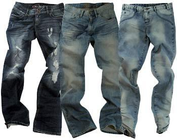Basic Indigo Blue Denims