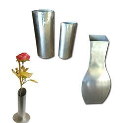 Stainless Steel Flower Vases