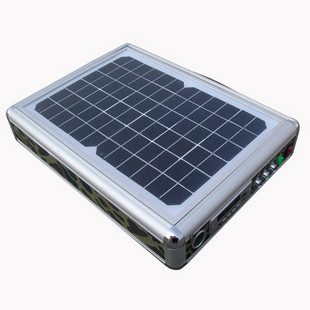 10 W DC Portable Solar Power Systems