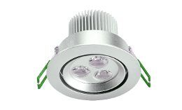 LuxoBrite DL3 LED Downlight