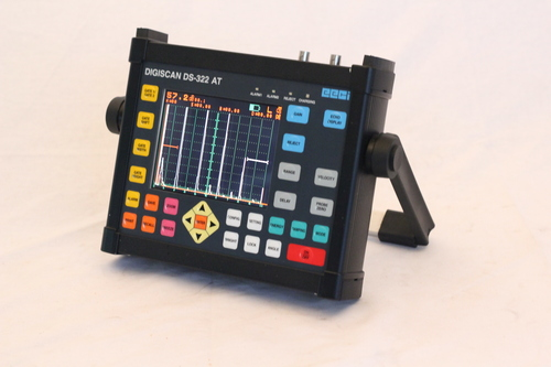 Digital Ultrasonic Flaw Detector
