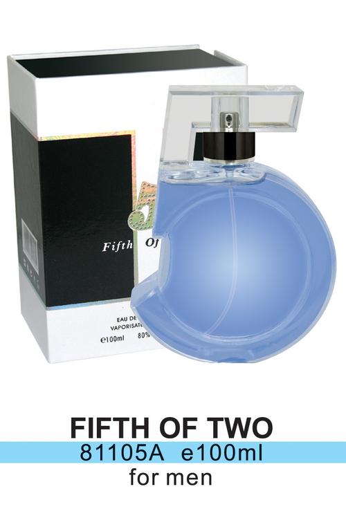 Fifth Of Two Perfumes