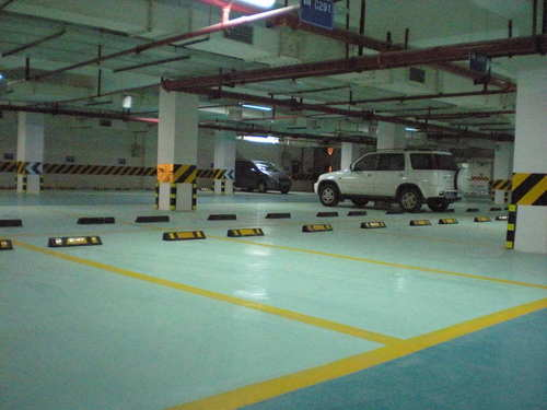 Pu Car Park Deck Flooring