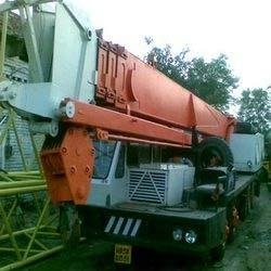Telescopic Boom Truck Mounted Cranes